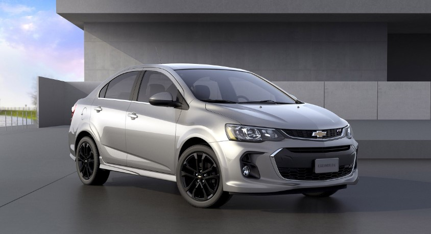 2019 Chevy Sonic changes