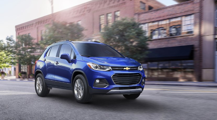 2019 Chevy Tracker redesign