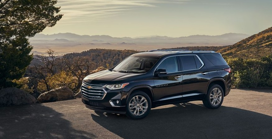 2019 Chevy Traverse changes