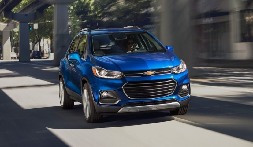 2019 Chevy Trax concept