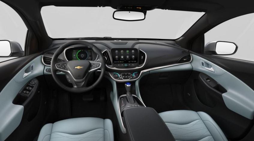 2019 Chevy Volt changes