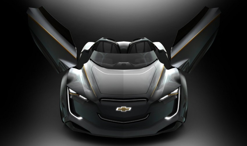 2019 Chevy Mi-Ray release date