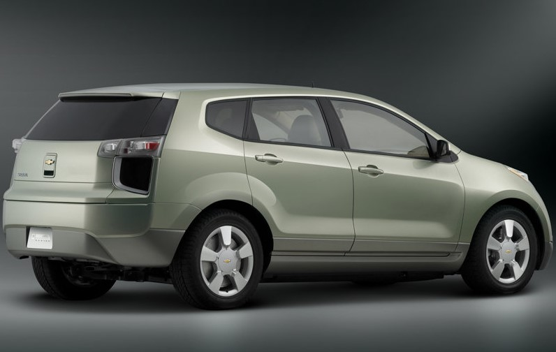 2019 Chevy Sequel changes