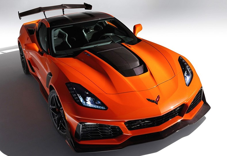 2020 Chevrolet Corvette ZR1 3ZR
