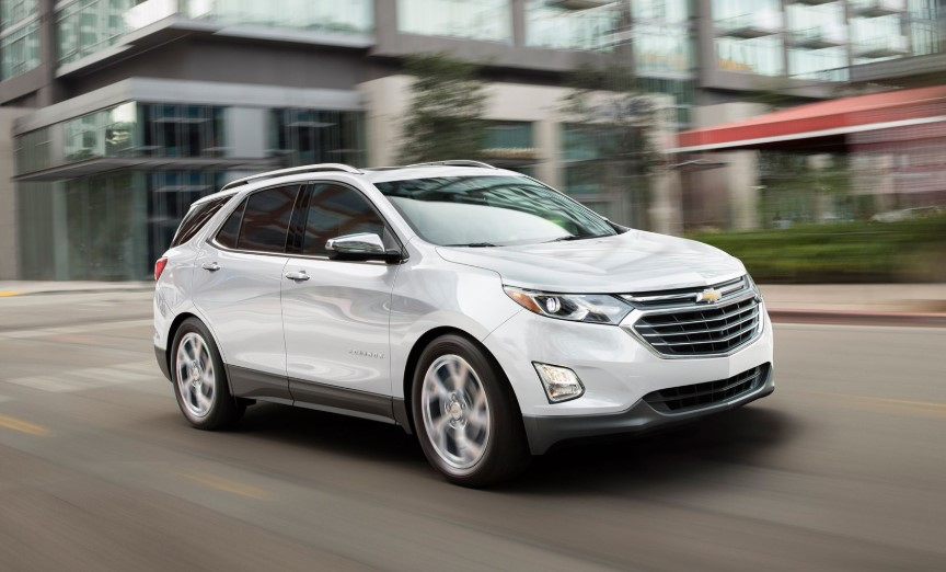 2020 Chevrolet Equinox 1.5L changes