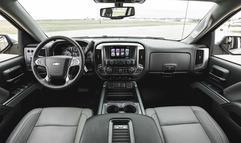 2020 Chevy Avalanche concept
