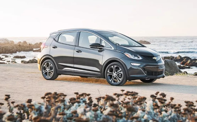2020 Chevy Bolt changes
