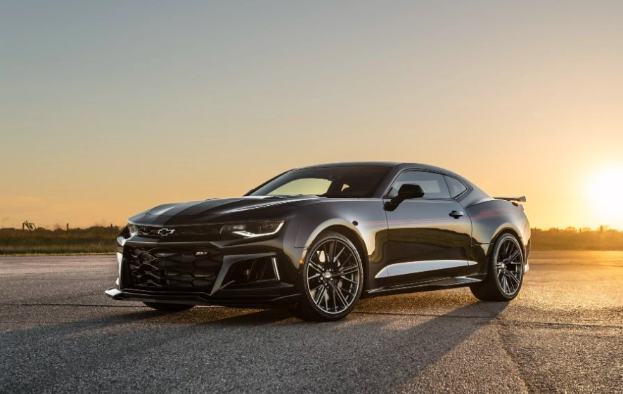 2020 Chevy Camaro Exorcist changes