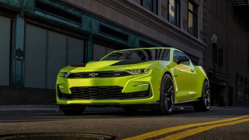 2020 Chevy Camaro SS release date