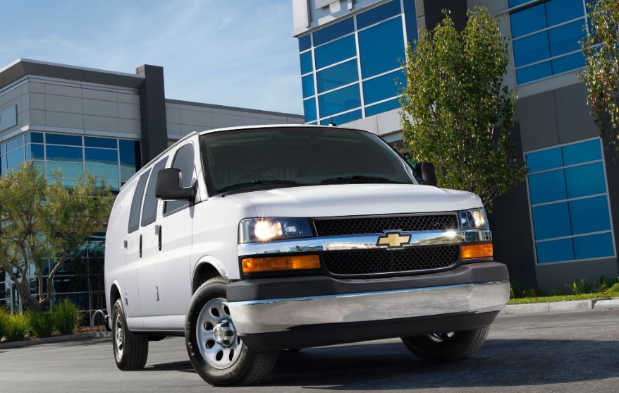 2020 Chevy Express concept
