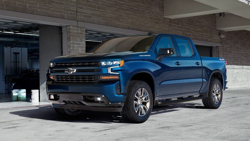 2020 Chevy Silverado 1500 changes
