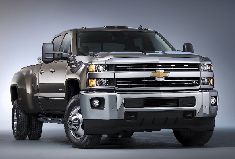 2020 Chevy Silverado 3500 changes