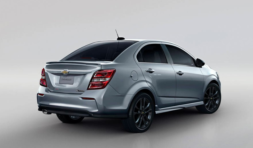 2020 Chevy Sonic release date