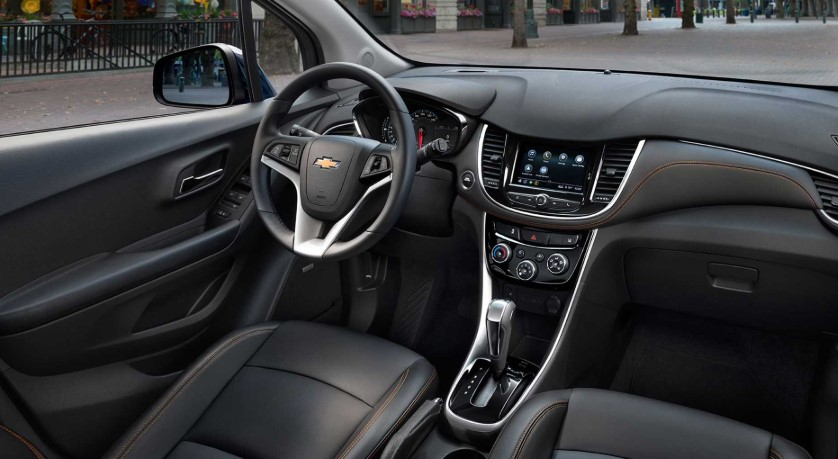 New Chevy Trax 2020 release date