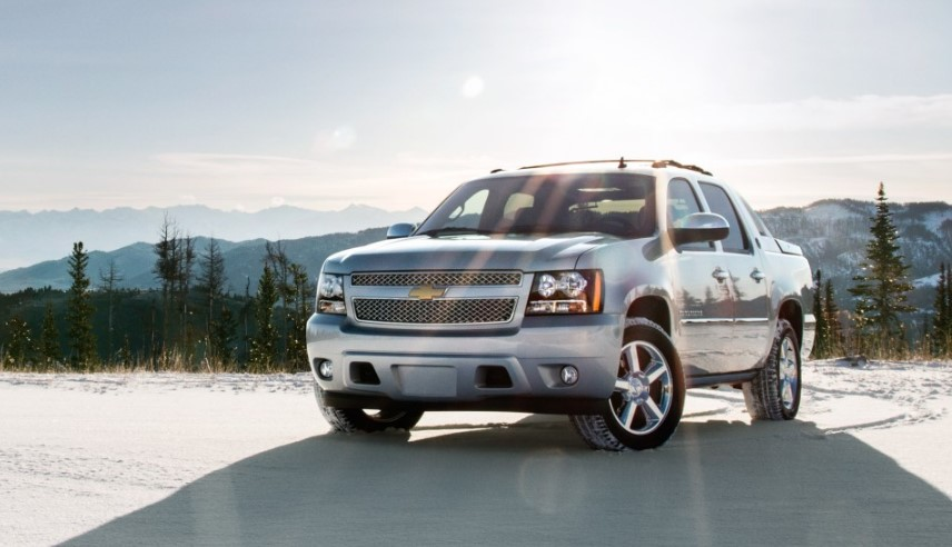 2020 Chevrolet Avalanche release date