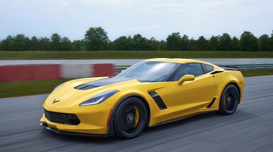 2020 Chevrolet Corvette Z06 0-60 changes