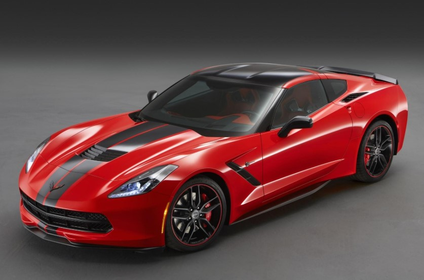 2020 Chevrolet Corvette Z06 changes