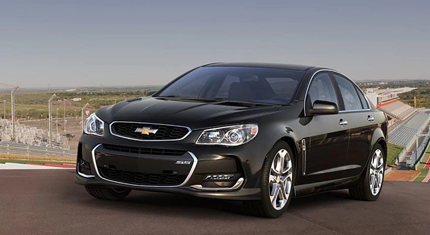2020 Chevrolet SS changes