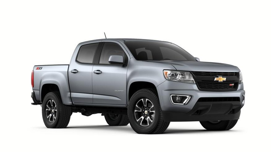 2020 Chevy Colorado Z71 changes