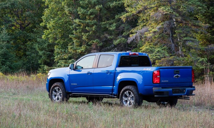 2020 Chevy Colorado LT