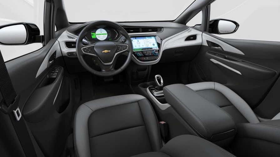 2020 Chevy Bolt Battery Capacity