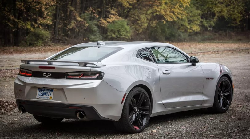 2020 Chevy Camaro SS Redline Edition review