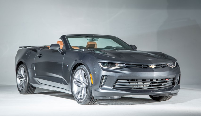 2020 chevy camaro zl1 convertible changes interior