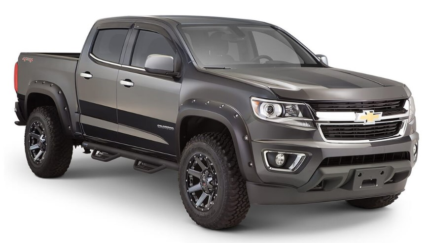 2020 Chevy Colorado Sunroof changes