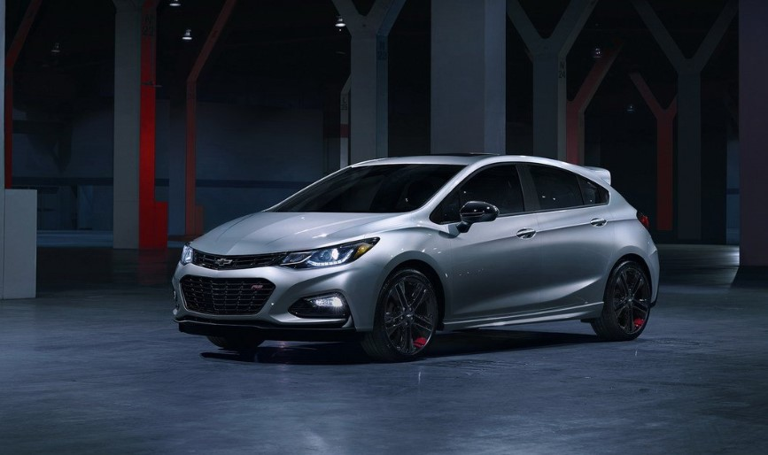 2020 Chevy Cruze Redline Edition changes