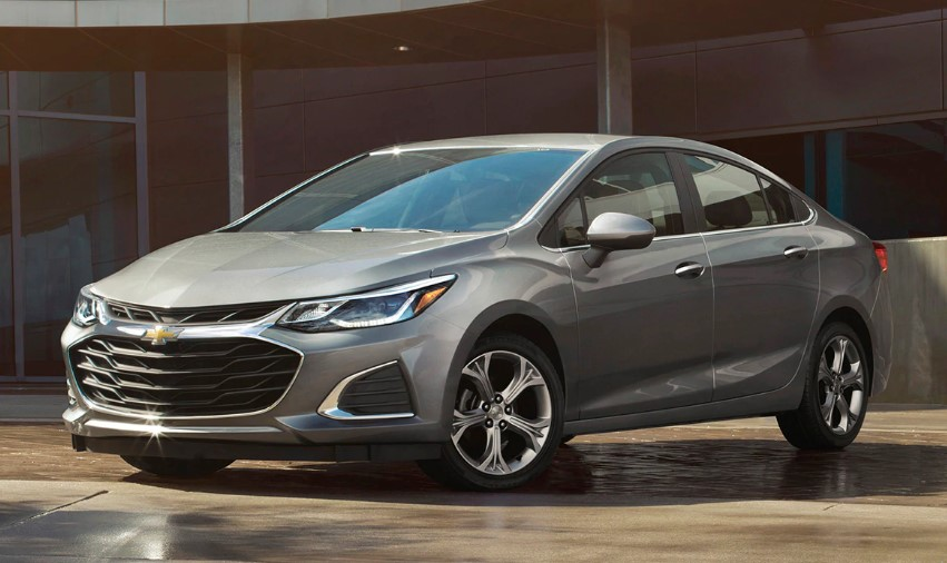 2020 Chevy Cruze SS release date