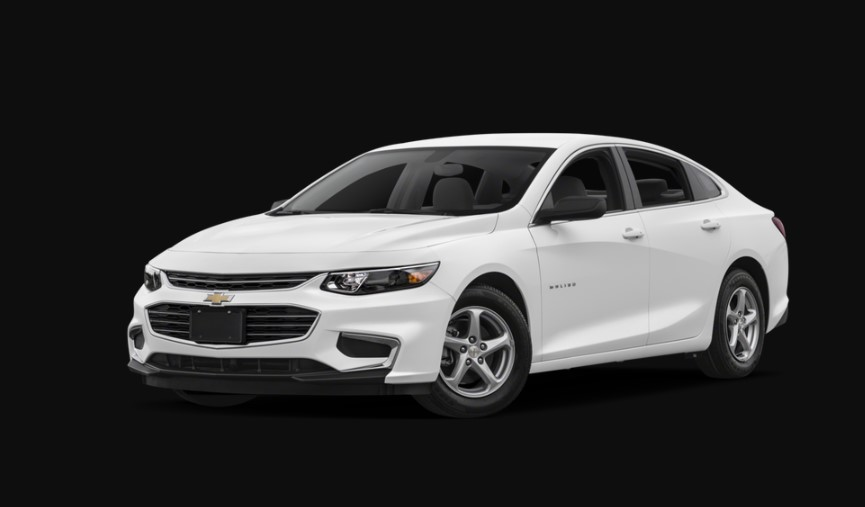 2020 Chevy Malibu 6-Speed Automatic design