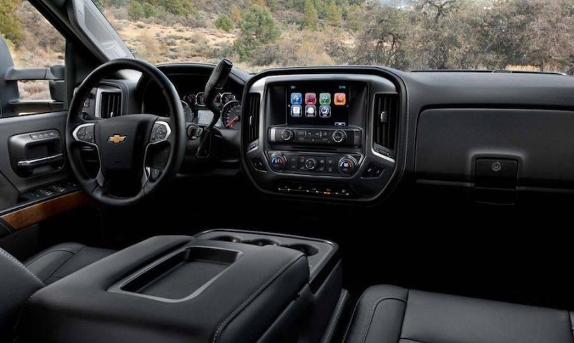2020 Chevy Silverado SS changes