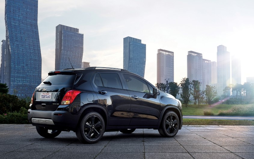 2020 Chevy Trax Special Edition concept