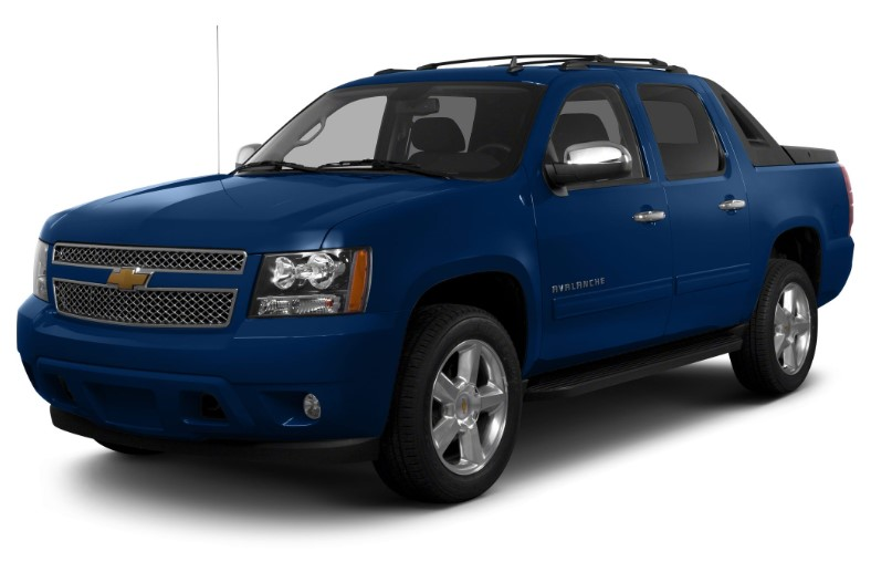 Chevrolet Avalanche Towing Capacity changes