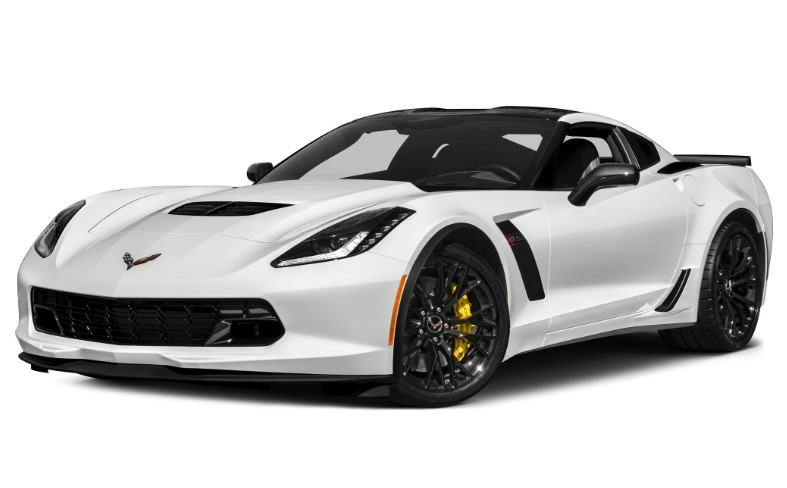 2020 Chevrolet Corvette Z06 Coupe Supercharger