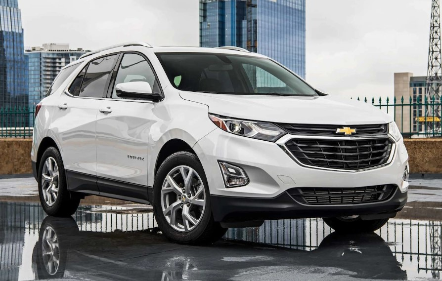 2020 Chevy Equinox LT AWD changes