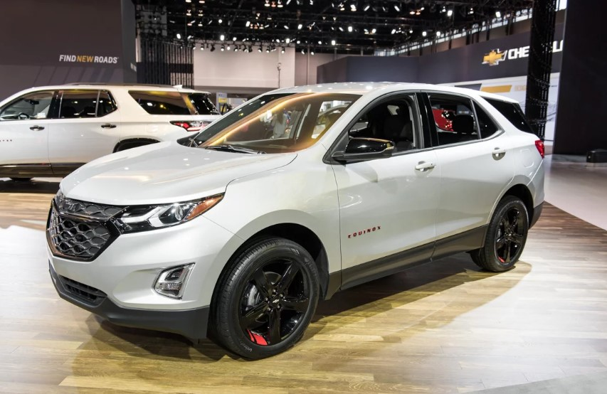 2020 Chevy Equinox Redline Edition