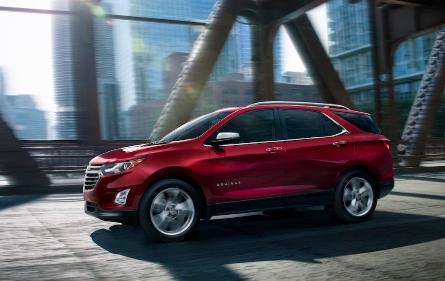 Chevy Equinox 2020 7 Seater concept
