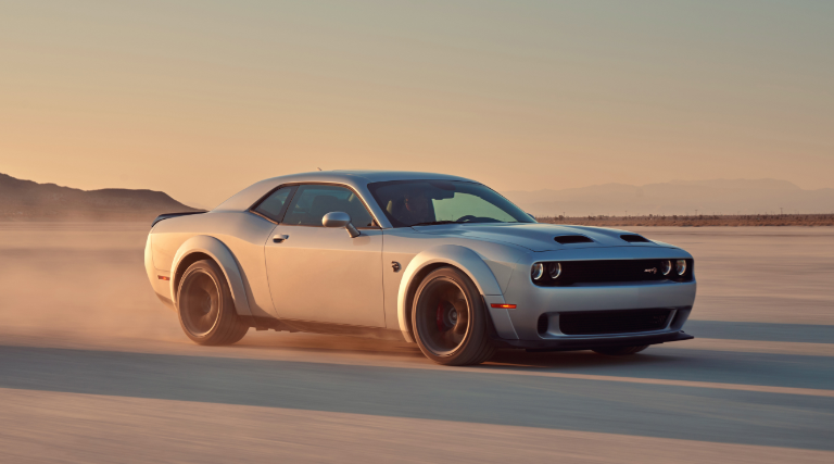 2020 Dodge Charger Hellcat news