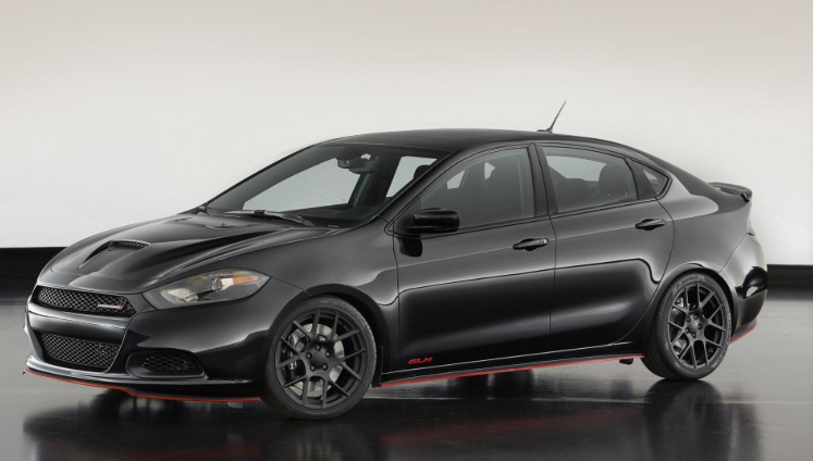 2020 Dodge Dart SRT4 Tigershark