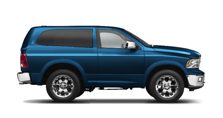 2020 Dodge Ramcharger concept