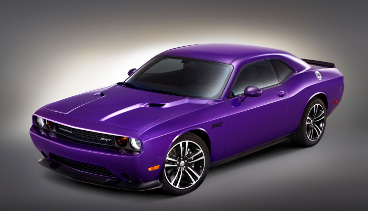 2020 Dodge Barracuda Purple