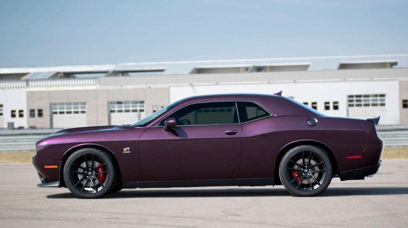 2019 Dodge Challenger 1320 design