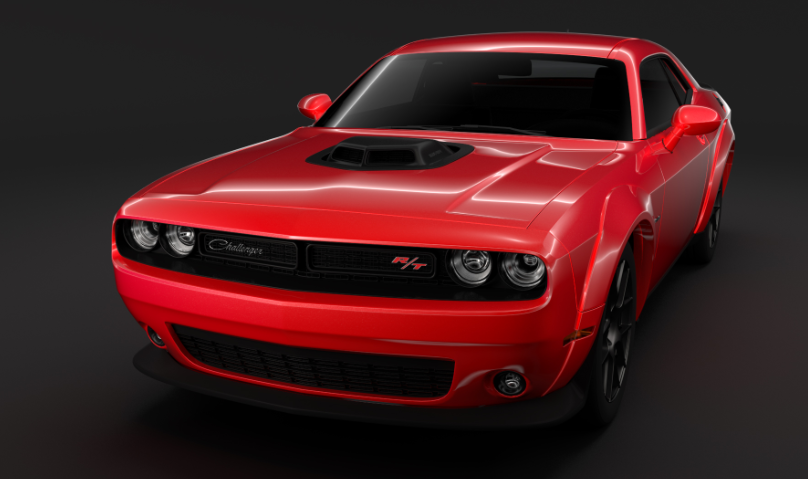 2019 Dodge Challenger RT Scat Pack 392 Widebody design