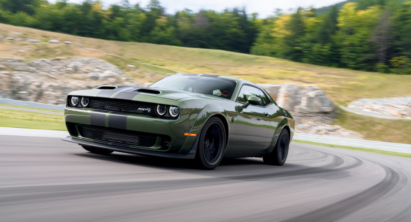 2019 Dodge Challenger Redeye changes