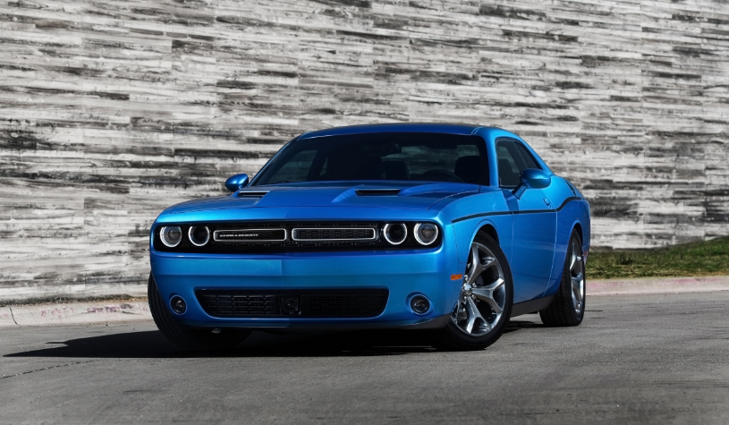 2019 Dodge Challenger SXT changes