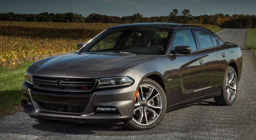 2019 Dodge Charger RT 392 design