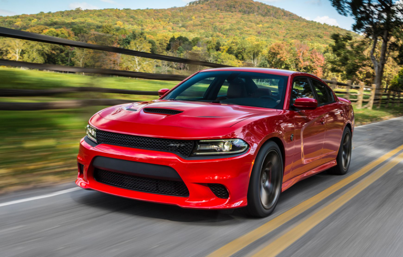 2020 Dodge Charger Demon