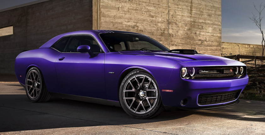 2019 Dodge Challenger 392 Scat Pack design