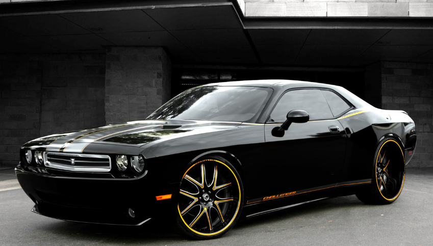2019 Dodge Challenger 426 changes